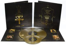 "Hobbs Angel Of Death – Heaven Bled 12""+ 7"" ( Gold & Black Vinyl )"