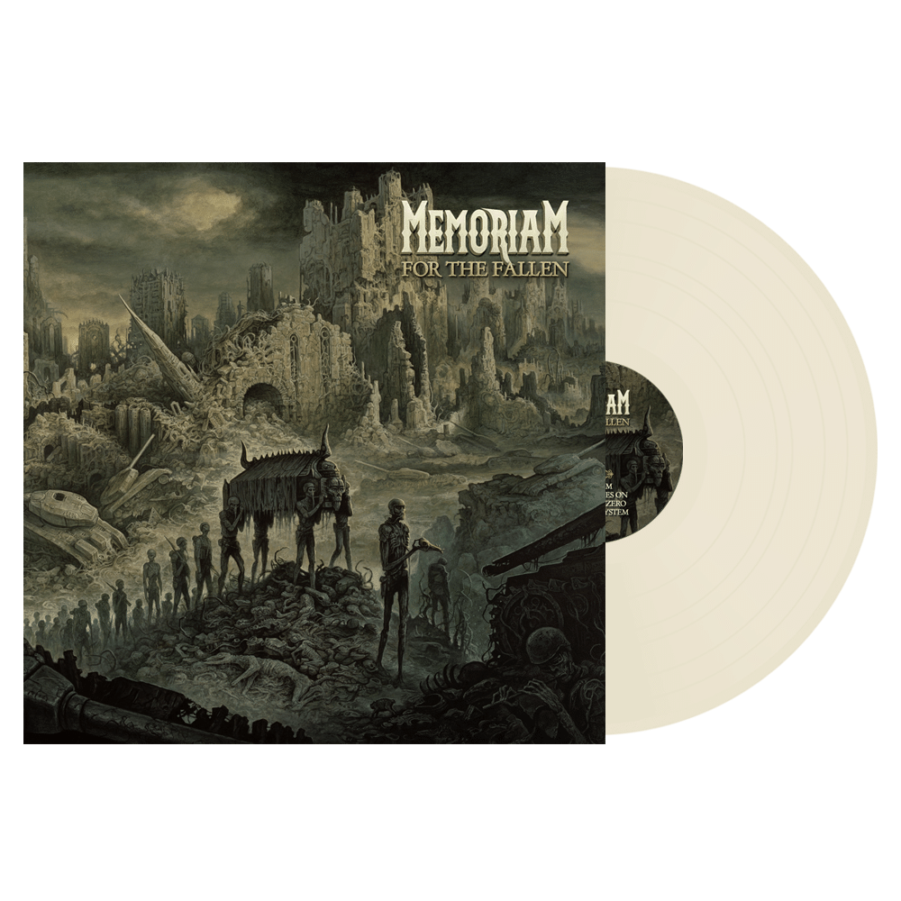 "Memoriam ‎– For The Fallen 12"" (Lots of Colors Vinyl)"