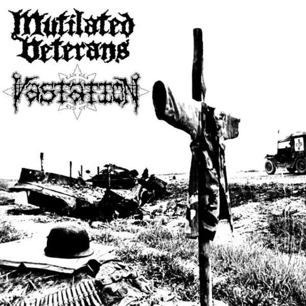 Mutilated Veterans / Vastation 7″