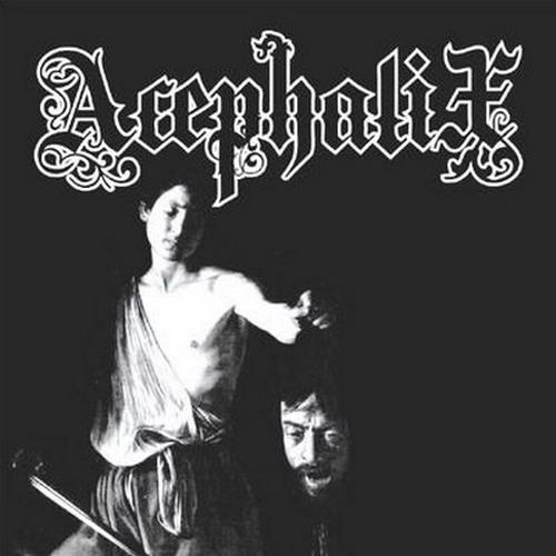 """Acephalix – Acephalix 7"""" (White Vinyl)"""