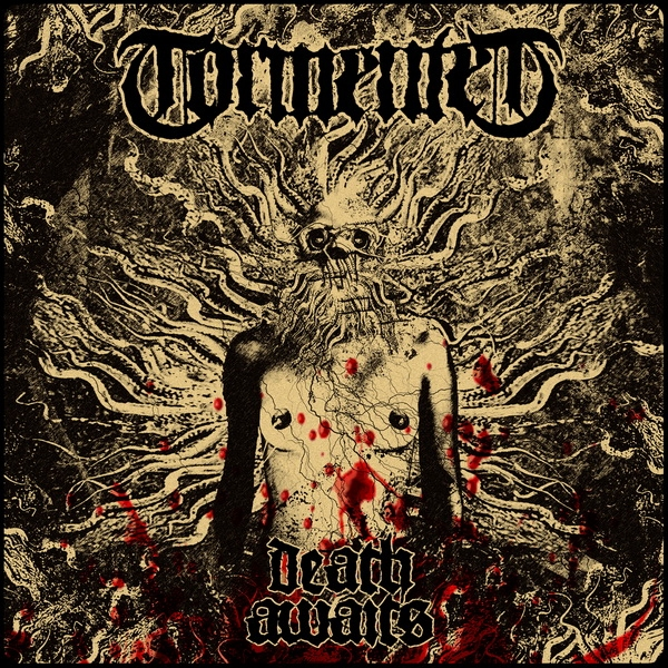 Tormented ‎– Death Awaits 12' (White Vinyl)