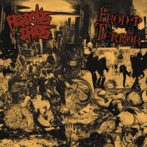 Hideous Chaos / Front Terror 12' split