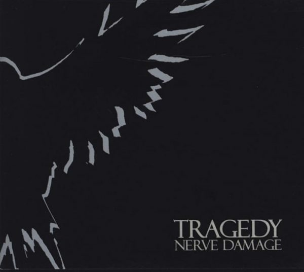 "Tragedy ‎– Nerve Damage 12"" ( Silver Cover )"
