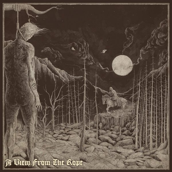 "Hooded Menace / Loss – A View From The Rope 12"" split"