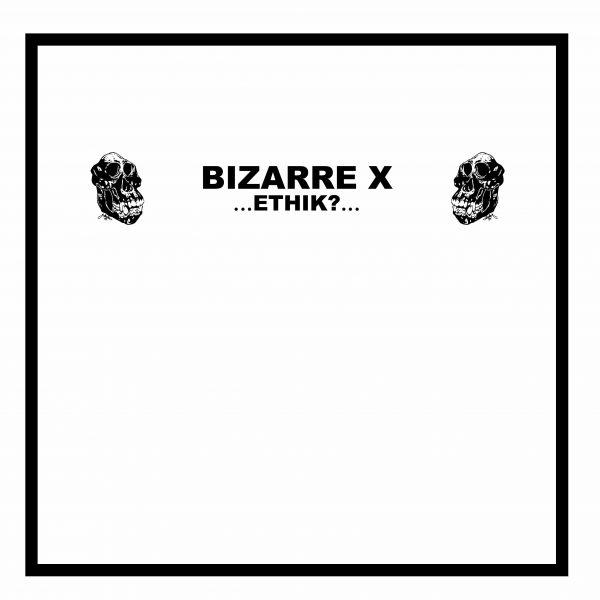 """Bastard Noise / Bizarre X 12"""" split"""