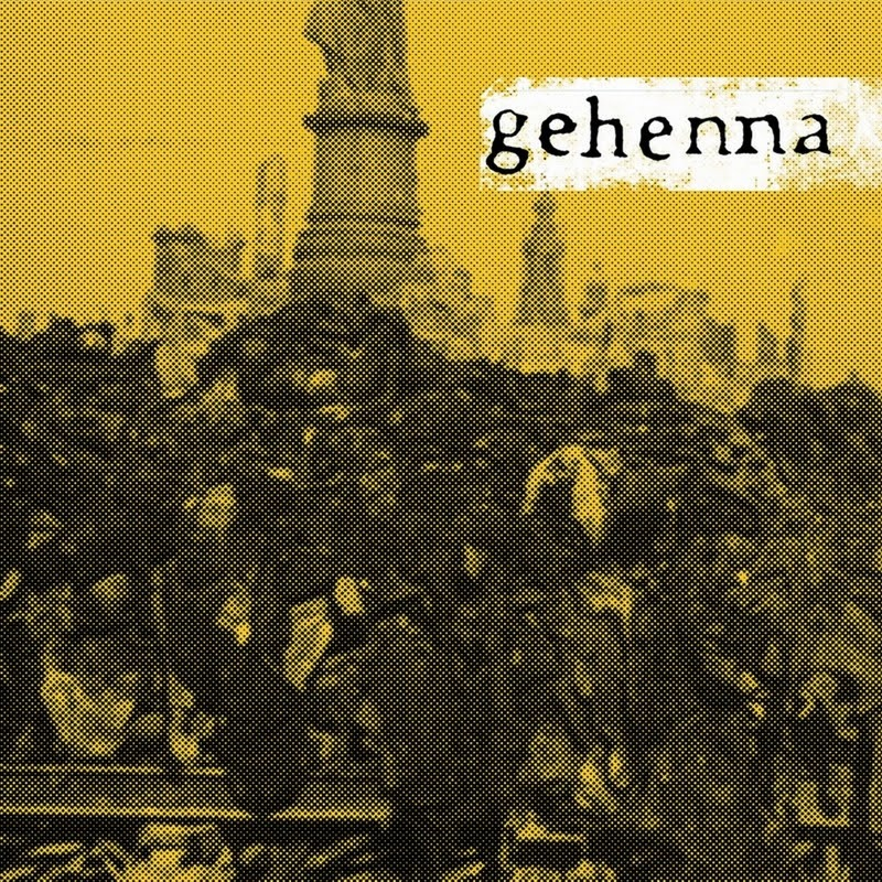 "California Love / Gehenna 7"" (Red Cover !)"
