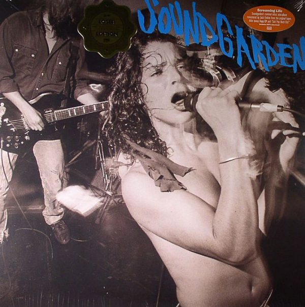 Soundgarden ‎– Screaming Life / Fopp 2x12""