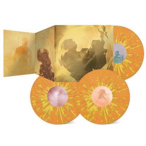 """Cult Of Luna – Live At La Gaîté Lyrique: Paris 3x12"""" (Orange Vinyl)"""