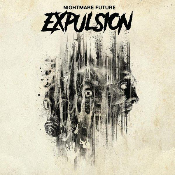"Expulsion – Nightmare Future 12"" (Swamp Green)"