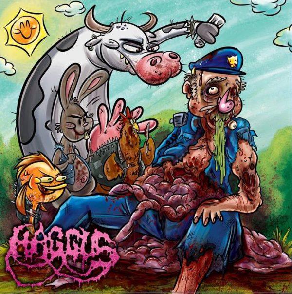 "Haggus – Gore Gore...And More Gore 12"""