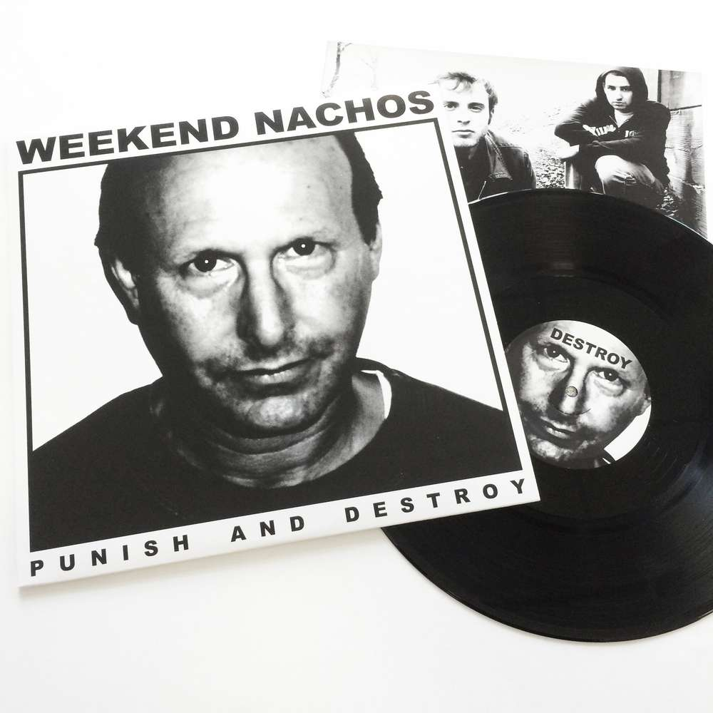 Weekend Nachos ‎– Punish And Destroy 12""