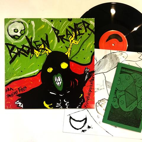 Broken Prayer ‎– Misanthropocentric A.K.A. Droid's Blood 12""