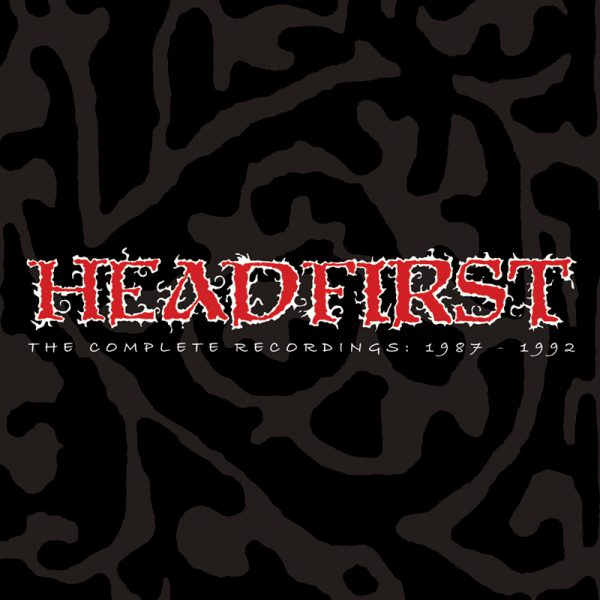 "Headfirst ‎– The Complete Recordings: 1987 - 1992 3x12"" (Red Vinyl)"