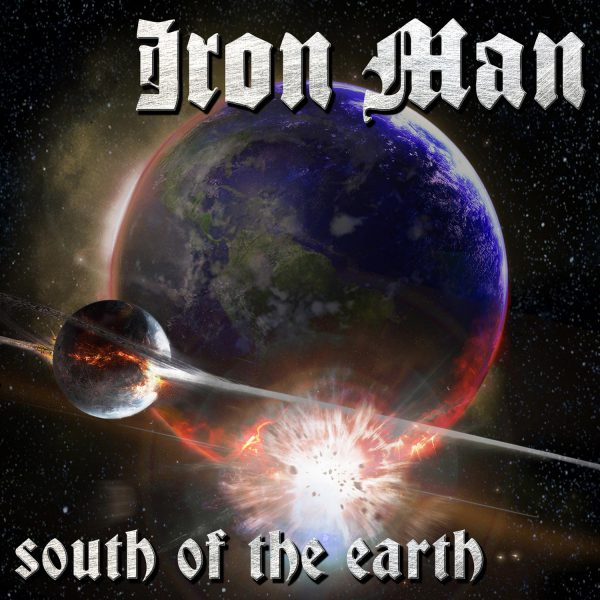 Iron Man ‎– South Of The Earth 2 x 12""