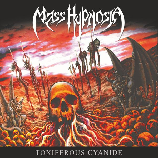 """Mass Hypnosia – Toxiferous Cyanide 12"""""""