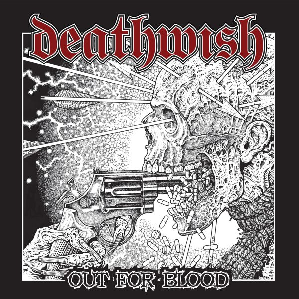 """Deathwish – Out For Blood 12"""" (Red Vinyl)"""