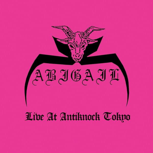 "Abigail – Live At Antiknock Tokyo 7"" Flexi Disc."