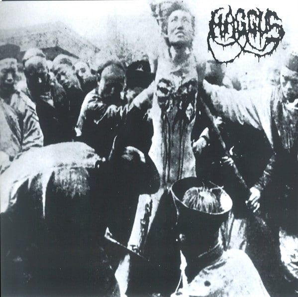 "Archagathus / Haggus 7"" split"