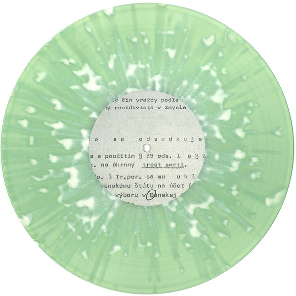 "Mesrine ‎– Old School '99 10"" ( Splatter Vinyl )"