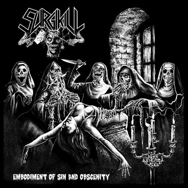 "Surgikill / Cardiac Arrest 7"" split"