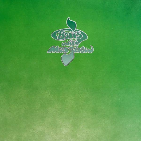 "Boris With Merzbow – Walrus / Groon 12"" ( Color Options)"