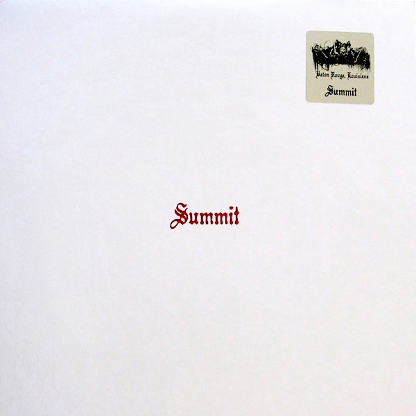 "Thou – Summit 12"" ( White Vinyl - Southern Lord 2010 press)"