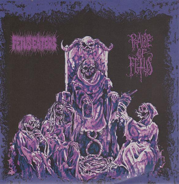 "Fetus Eaters / Megatron 5"" split"