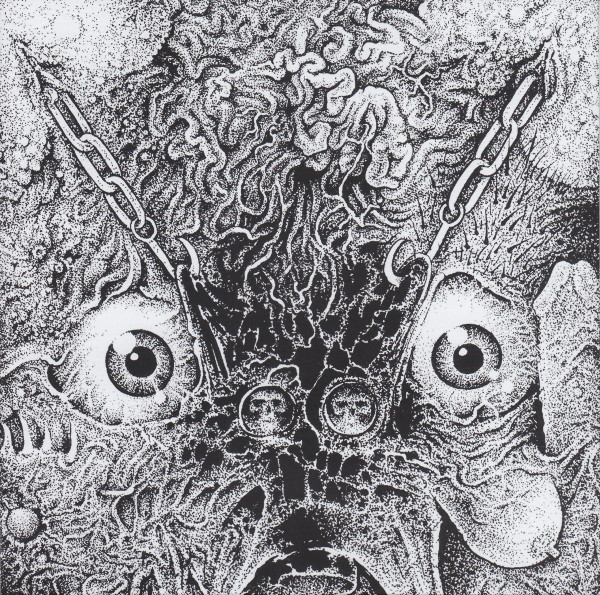 "Insect Warfare / The Kill - flexi disc splt ep. 7"""