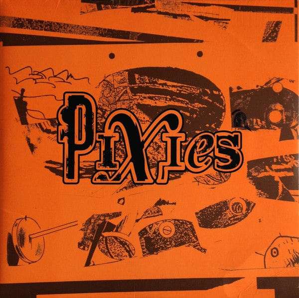 """Pixies – Indie Cindy 2x12""""+7"""" (Limited Edition )"""