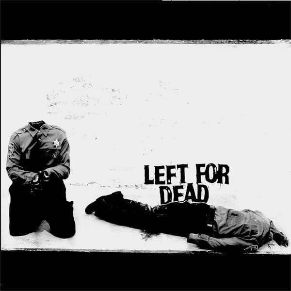 """Left For Dead – Devoid Of Everything 12"""" (Red Vinyl)"""
