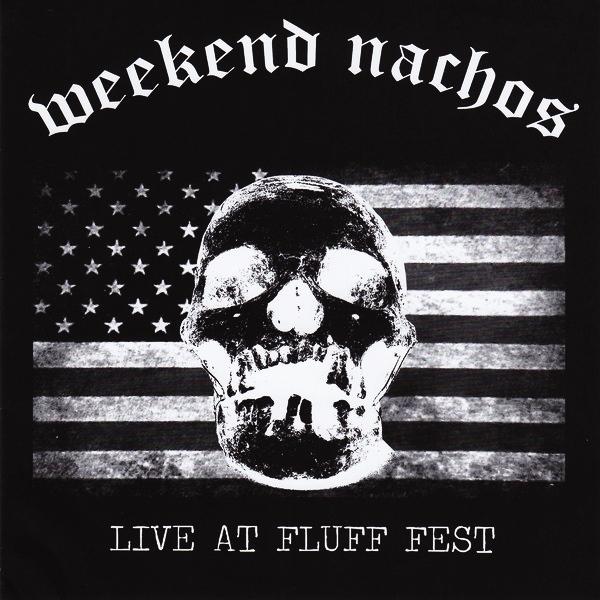 """Weekend Nachos / Wojczech – Live At Fluff Fest 7"""" split"""
