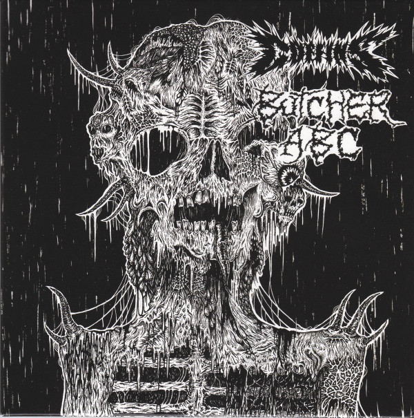 "Coffins / Butcher ABC ‎7"" split"