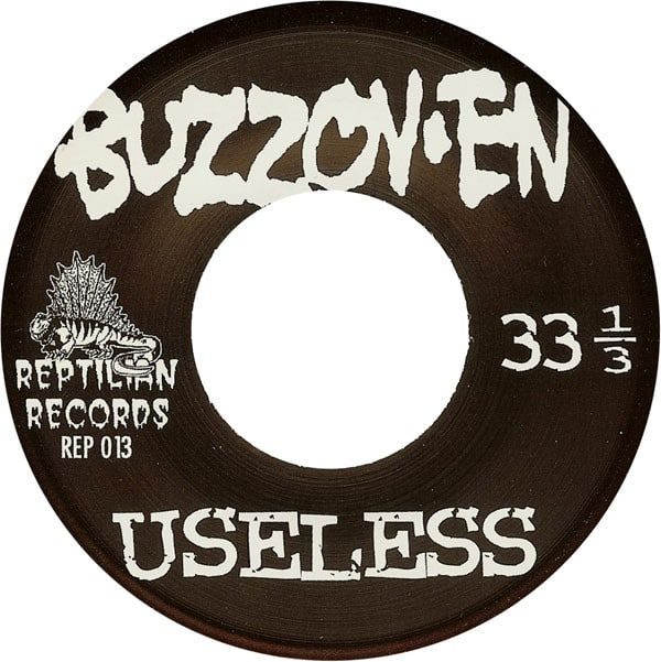 "Buzzov-en – Useless / Never Again 7"""