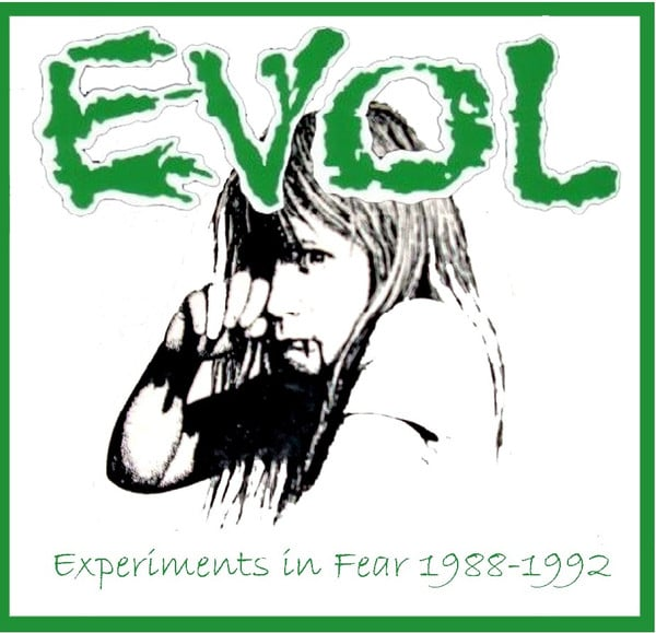 Evol ‎– Experiments In Fear 1988-1992 10""