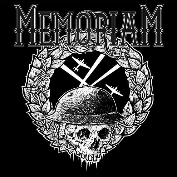 "Memoriam – The Hellfire Demos 7"" (Clear - First Press)"