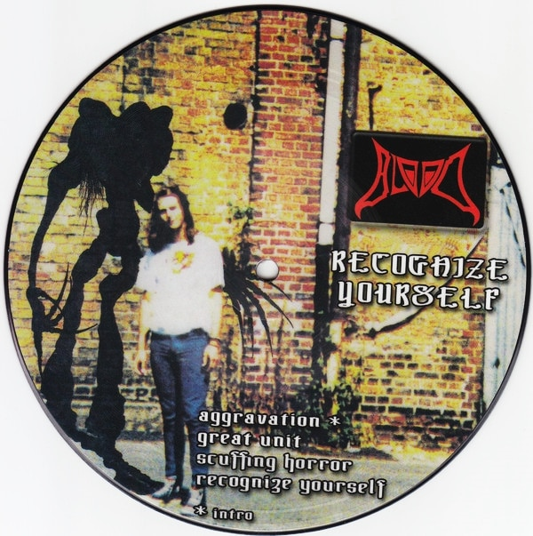 "Blood ‎– Recognize Yourself 7""(PictureDisc)"