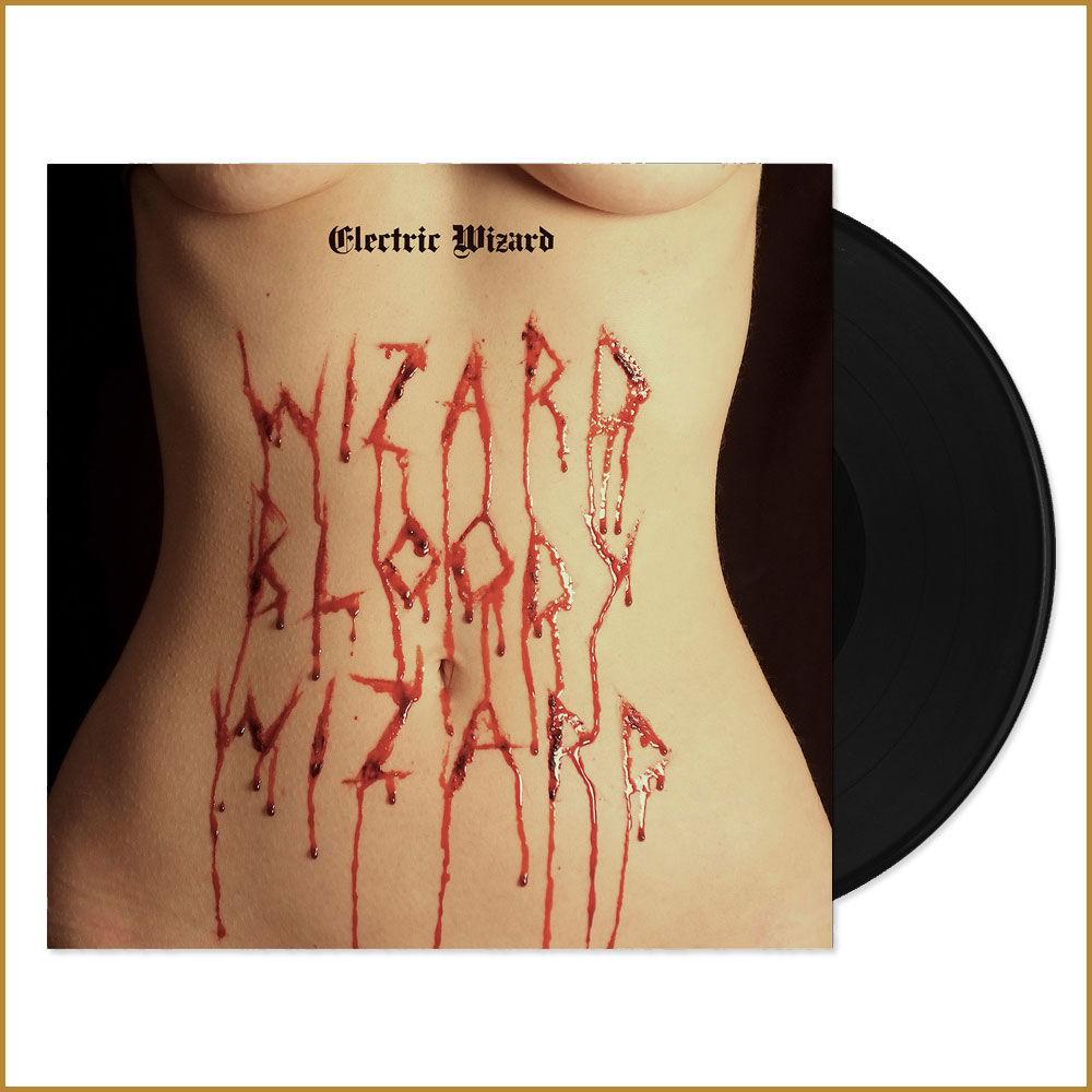 """Electric Wizard – Wizard Bloody Wizard 12"""""""
