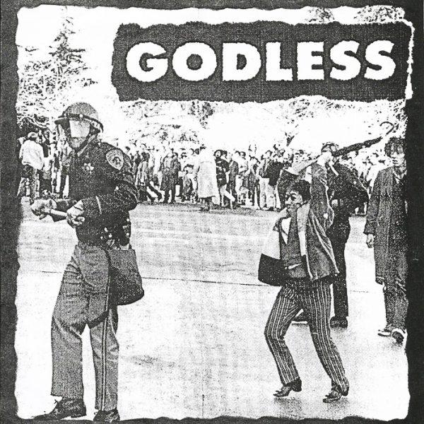 "Godless - s/t 7"""