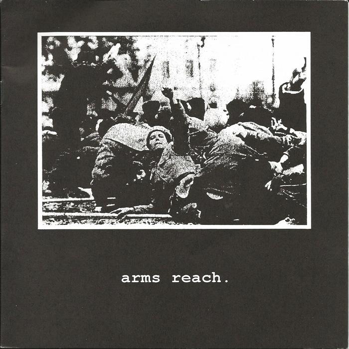 "Scalplock / Arms Reach 7"""