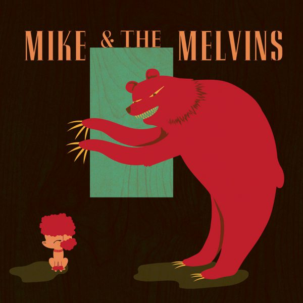 """Mike & The Melvins – Three Men And A Baby 12"""""""