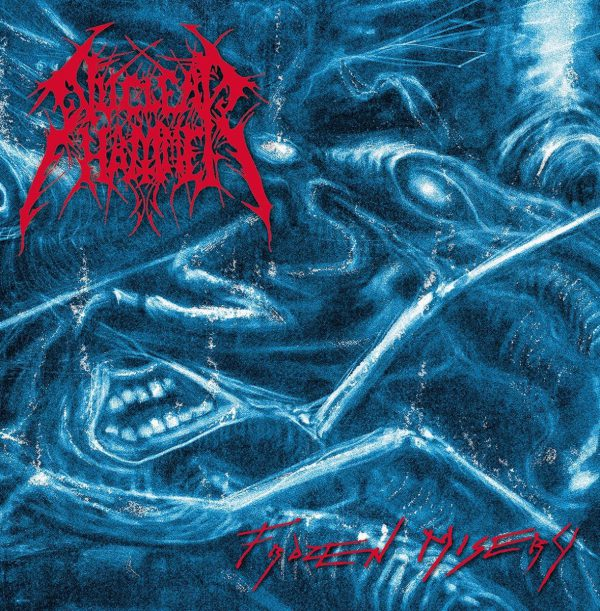 """Nuclearhammer – Frozen Misery 12"""""""