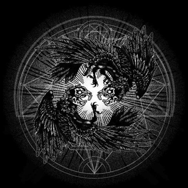 """Cult Of Occult / Grim Van Doom 12"""" split"""
