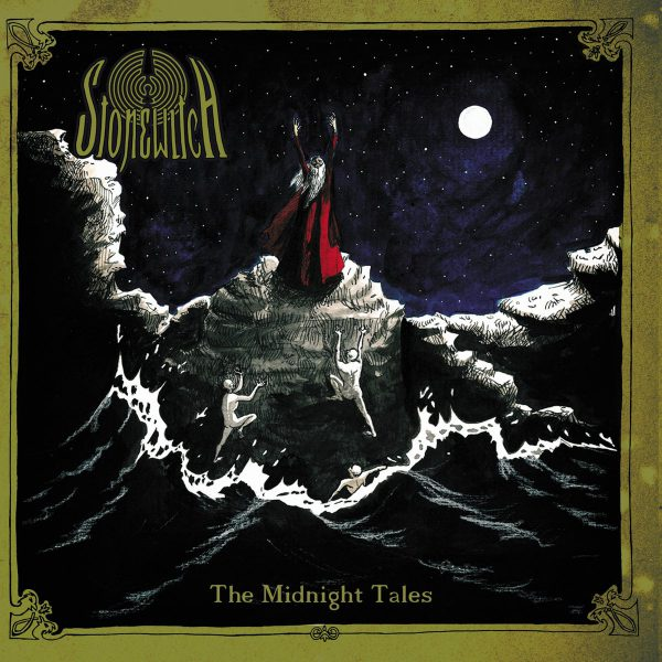 Stonewitch ‎– The Midnight Tales 12""