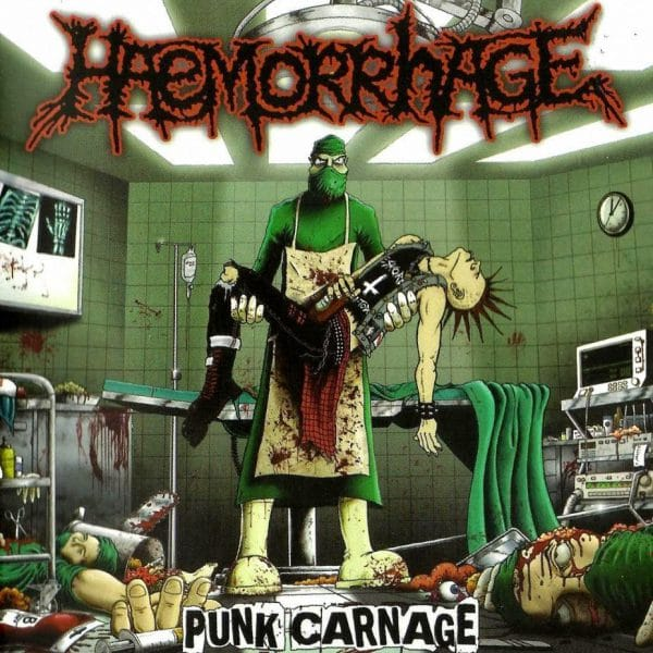 Haemorrhage ‎– Punk Carnage MC