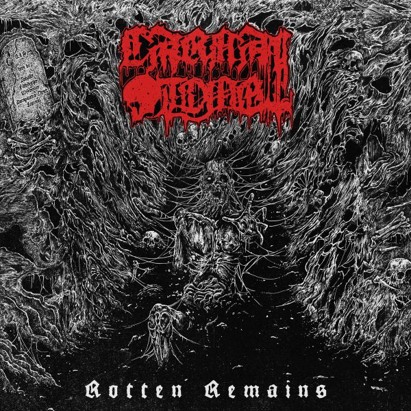 Carnal Tomb ‎– Rotten Remains 12""