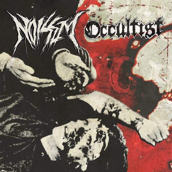 "Noisem / Occultist ‎- Slaughter Of The Innocent And The Damned 7"" split"