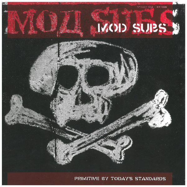Mod Subs ‎– Primitive By Today's Standards 12""