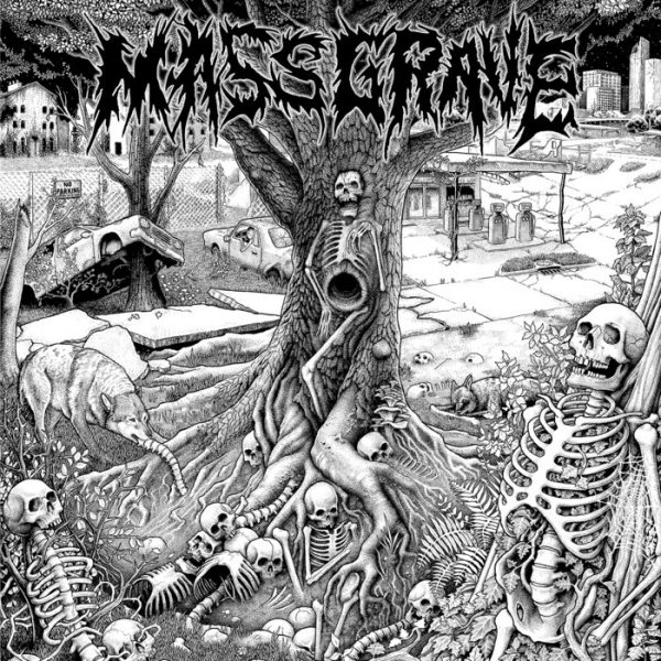 "Massgrave ‎– Our Due Descent 12"" (Gatefold Cover)"