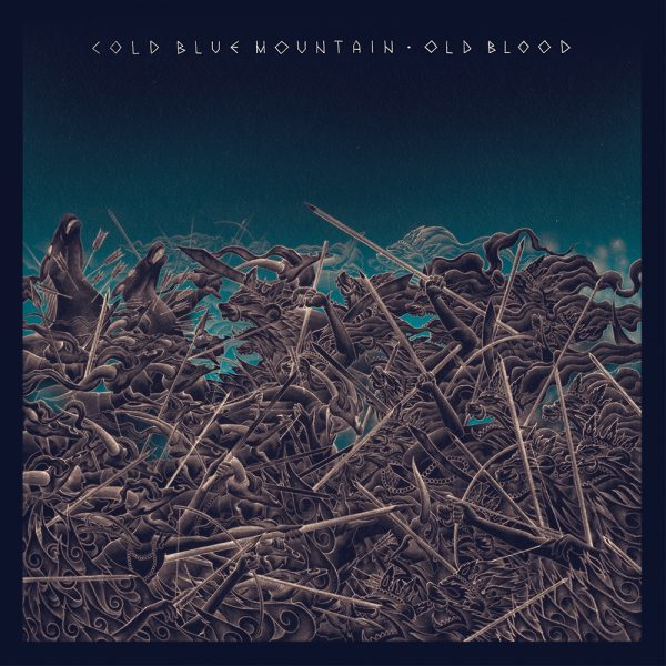 """Cold Blue Mountain – Old Blood 12"""""""