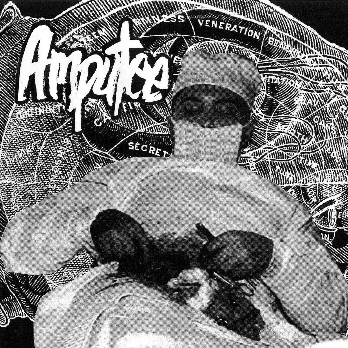 """Triac / Amputee 5"""" split"""